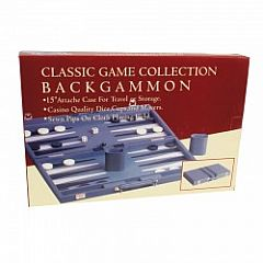 "11"" BACKGAMMON"