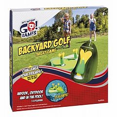 BACKYARD GOLF TARGET GAME
