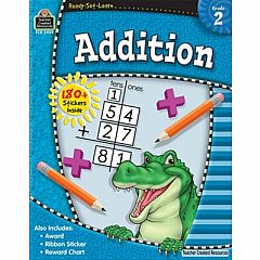 ADDITION GRADE 2 READY-SET-LEARN