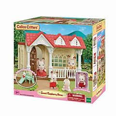 CALICO SWEET RASPBERRY HOME