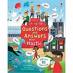 LIFT THE FLAP QUESTIONS & ANSWERS ABOUT PLASTIC