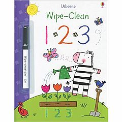 Wipe Clean 123 Book