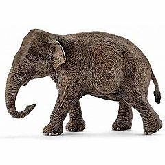 ASIAN ELEPHANT FEMALE SCHLEICH