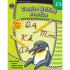 CURSIVE WRITING PRACTICE GRADE 2-3