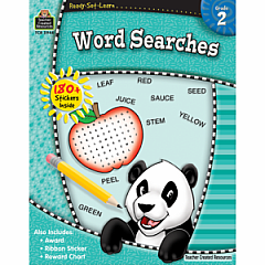WORD SEARCHES GRADE 2