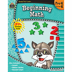 BEGINNING MATH PRE-K AND K
