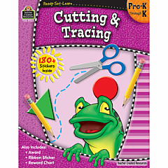 CUTTING & TRACING PRE-K AND K