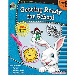 GETTING READY FOR SCHOOL PRE-K