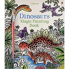 DINOSAUR MAGIC PAINTING BOOK
