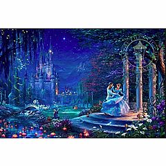 CINDERELLA DANCING IN THE STARLIGHT 750PC PUZZLE S9