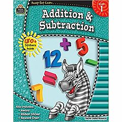 ADDITION & SUBTRACTION GRADE 1 READY-SET-LEAR