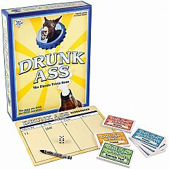 DRUNK ASS THE CLASSIC TRIVIA GAME