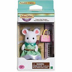 CALICO TOWN MARSHMALLOW MOUSE
