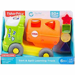 SORT & SPILL LEARNING TRUCK