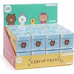 LINE FRIENDS BLIND BOX SERIES 1