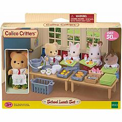 CALICO SCHOOL LUNCH SET