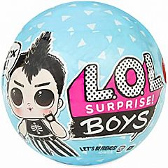 LOL SURPRISE! BOYS SERIES 1
