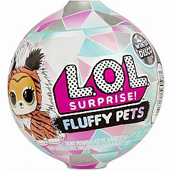 LOL SURPRISE! FLUFFY PETS
