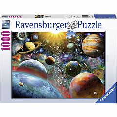 PLANETARY VISION 1000PC PUZZLE