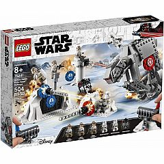 ACTION BATTLE ECHO BASE DEFENSE STAR WARS