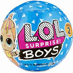 LOL SURPRISE! BOYS SERIES 2
