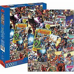 AVENGERS COLLAGE 1000PC PUZZLE