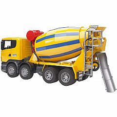 SCANIA R-Series Cement Mixer Truck