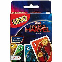 UNO CAPTAIN MARVEL