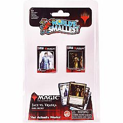 WORLD'S SMALLEST MAGIC THE GATHERING DUEL DECKS
