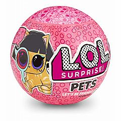 LOL SURPRISE! PETS EYE SPY SERIES 1-2