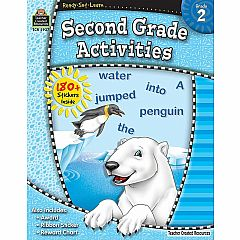 SECOND GRADE ACTIVITIES READY-SET-LEARN