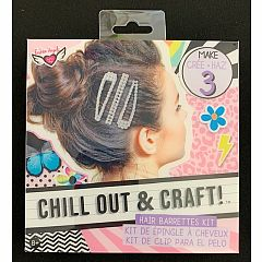 CHILL OUT & CRAFT HAIR CLIP KIT