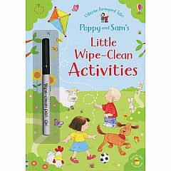 LITTLE WIPE-CLEAN ACTIVITIES