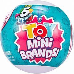 TOY MINI BRANDS 5 SURPRISE